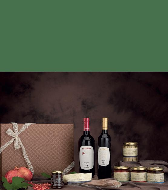 Agrigento food box Ramaddini