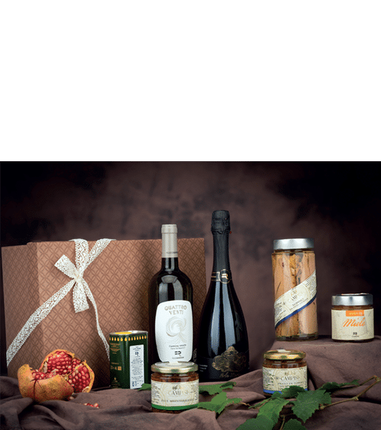 Selinunte food box Ramaddini