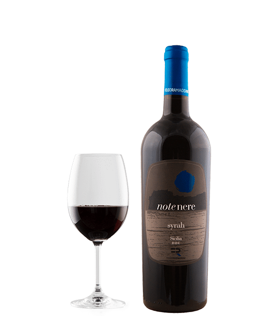 note nere syrah Ramaddini
