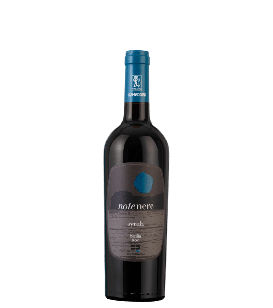 syrah vino rosso