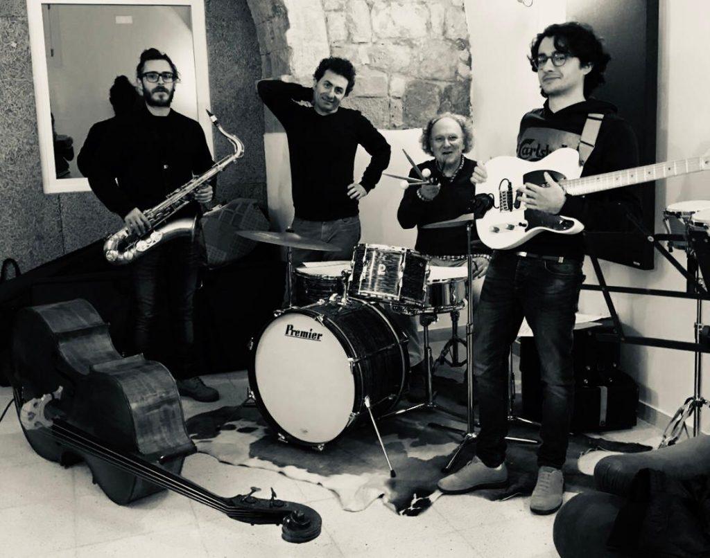 conceria jazz quartet